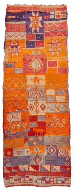 VINTAGE MOROCCAN Number 17280, MOROCCAN | Woven Accents