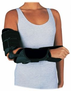 Arm Immobilizer with Range of Motion