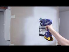 Tipps zur Inbetriebnahme - Graco Ultra & UltraMax Airless Akku Handspritzgeräte - YouTube
