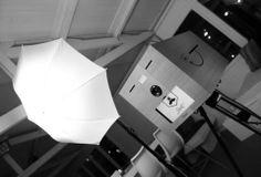 The booth with studiolightening III