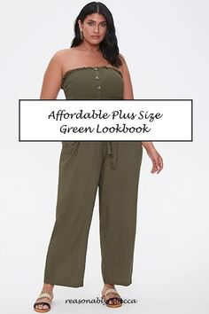 Reasonably Rebecca SUBSCRIBE Affordable Plus Size Green Lookbook onNovember 18, 2020 Honestly green is one of my least favorite colors but the people who rock it look absolutely amazing. I went to my basic affordable stores which areForever 21,Fashion Nova, andSheInfor this lookbook. Like always every piece on this list is under $25. reasonablyrebecca Least Favorite, Favorite Color, Fashion Nova Bodysuit, Fashion Nova Tops, Affordable Clothes, Going Out, November, Give It To Me, Forever 21