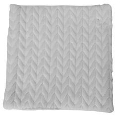 Northpoint Trading Inc. Lungarno Braided Micro-Mink Fabric Throw & Reviews   Wayfair