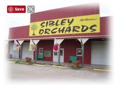 Sibley Orchards & Cider Mill in Sibley, Missouri. Farm Market, local produce. #farmmarket #localproduce #sibleymissouri