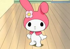 My Melody(My favorite Sanrio character)