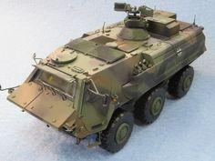 TPz-1 Fuchs 1A8 A3A1 (1:35 Revell)