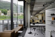 Faculty of Fine Art, Music and Design by Scenario interiørarkitekter MNIL, we just finish the faculty in Bergen, Norway. Much of the interior is custom by us. Photo by Gatis Rozenfelds Bergen, Art Music, Norway, Conference Room, It Is Finished, Fine Art, Interior, Table, Projects