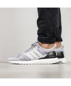 65344c056c34 Adidas Ultra Boost 3 0 Primeknit Oreo Grey White trainers for cheap Sale