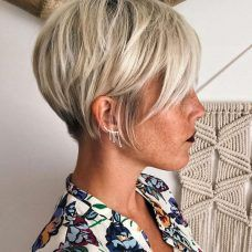 Short Hairstyle 2018 - 2