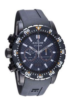 Edox Men's 10301 37N NOR Chronograph Ice Shark Limited Edition Class-1 Watch: http://www.amazon.com/Edox-10301-37N-NOR-Chronograph/dp/B0030EGO4O/?tag=watch-pinterest-20
