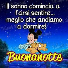 Buonanotte# topolino# pluto# disney# sonno#