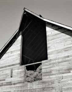 Detail of Barn, Irrigon, Morrow County, Oregon - 20x200