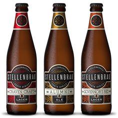 Stellenbrau - labels on Packaging Design Served