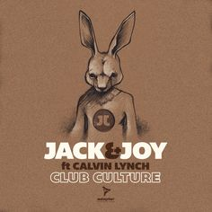 Adaptor Artwork for Jack & Joy release with Calvin Lynch #ClubCulture [Art: Luca Masini / ZeroUno Design]