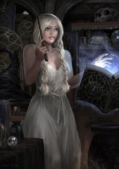 midnight spell by rickyryan-