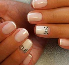 New Nail Art Design, Nail Art Designs, Nail Manicure, Pedicure, Nail Drawing, Bridal Nail Art, Diva Nails, Nail Envy, Nail Inspo