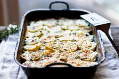 ... vegetables} on Pinterest | Smashed New Potatoes, Eggplants and Gratin