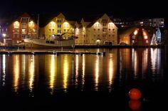 Tromsö harbour