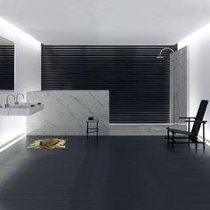 cabina de ducha de mármol