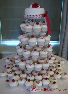 cupcake with cake topper