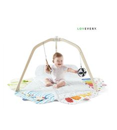 Lovevery's play products are designed by child development experts and distilled to their simplest, purest purpose: to be exactly what children need at each stage. Shop this all-in-one baby play gym––from newborn to beyond! The perfect addition to any playroom or nursery! Lovevery did all the research to bring your child the best stage-based play gym for their developing brain. @lovevery #LoveveryGift #babynursery #nurserydecor #babyplatmat Toddler Bed, Furniture, Home Decor, Child Bed, Decoration Home, Room Decor, Home Furnishings, Home Interior Design, Home Decoration
