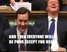 British politics in a nutshell. :)