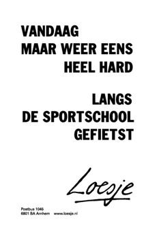 ) funny in Dutch. Text Quotes, Wise Quotes, Words Quotes, Funny Quotes, Inspirational Quotes, Sayings, Pretty Words, Cool Words, Belle Quotes