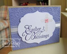Unfrogettable Stamping | SU Easter card 2013-03-07  www.unfrogettablestamping.typepad.com