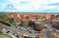 Castle of Diyarbakir Turkey