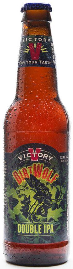 Victory DirtWolf Double IPA #craftbeer #beer