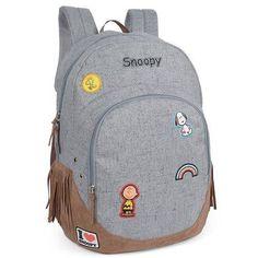 55156cfc7 11 melhores imagens de BOLSA SNOOPY   Bags, Backpacks e Coach bags