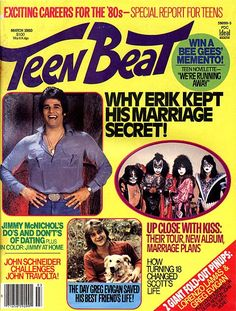 91 Best 1980s Teen Magazines Images On Pinterest Magazine Covers