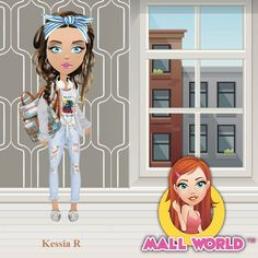 Mall world Travel Outfit 9/11/15 By ♡❀☆Kєssια яɨsィℴ♡❀☆