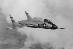 Vought F7U-1 Cutlass