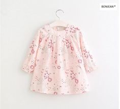 >> Click to Buy << Y61215735 Retail 2017 New Spring Girl Blouses Floral Fashion Full Sleeve Toddler Girl Top Lolita Girl Clothes Lolita #Affiliate
