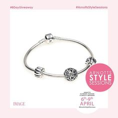 WIN!!!The @arnottsdublin #ArnottsStyleSessions are almost here and to celebrate we have an 8-day countdown of amazing prizes up for grabs! Our sixth amazing giveaway is a @theofficialpandora starter bracelet and charms worth more than 170! To win this fabulous prize simply like this photo and tag your best friend who'd love to win too! The winner will be announced soon but stay tuned for our next fantastic giveaway! If you'd like to come to the complimentary #ArnottsStyleSessions simply log…