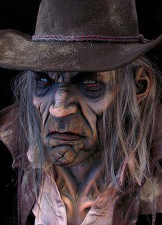 Image result for wild west halloween makeup