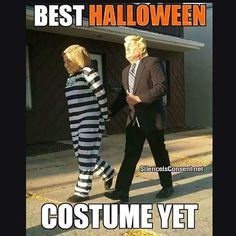 EVERY twosome that Believes  should wear this on Halloween,, Usually u wouldnt want to see someone else wearing ur same costume,, but What a GREAT statement we make If 1/2 the country wore this on the same day!!!!!!