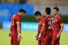 Video kết quả Sea games 28: U23 Việt Nam 4-0 U23 Đông Timo | Video bóng đá