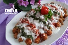 Sosyete Köftesi – Suzan Sungur – Nefis Yemek Tarifleri – Et Yemekleri – The Most Practical and Easy Recipes Lokum Recipe, Turkish Salad, Salad Recipes, Healthy Recipes, Delicious Recipes, Turkish Kitchen, Turkish Recipes, Healthy Appetizers, Meatball Recipes