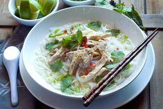 Homemade Pho Recipe   | G-Free Foodie #GlutenFree