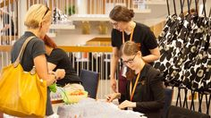 I volunteered at the WORK2015 – New Meanings of Work. You can see me working at the registration desk in the picture here. My first time volunteering at a conference and the first time I worked in face-to-face customer service.