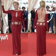 Risultati immagini per sharon stone cannes dress