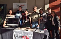 VanArts Participates in Visual Effects Festival Visual Effects, Study, Entertainment, Animation, Magazine, Education, Reading, News, Image