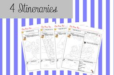 Itinerary Pack 1 Build Your Own Disney Binder / Planner for your Disney Vacation Printable by AbilityPoweredDesign on Etsy