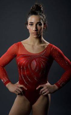 5 Things to Know About the USA Women's Gymnastics Team member----Aly Raisman (from Boston, MA. Gymnastics Team, Olympic Gymnastics, Olympic Team, Gymnastics Leotards, Gymnastics Problems, Amazing Gymnastics, Acrobatic Gymnastics, Gymnastics Photography, Gymnastics Pictures
