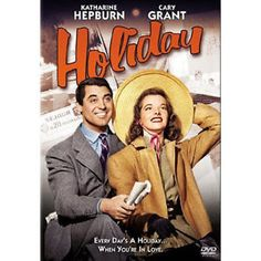 Holiday-DVD-Grant-Katharine-Hepburn-New-Factory-Sealed-FREE-SHIP-TRACK-CONT-US
