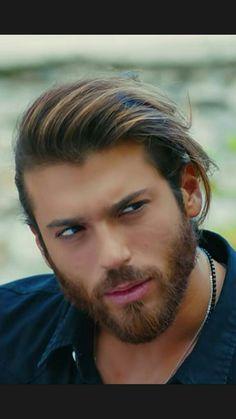 Turkish Men, Turkish Actors, Beautiful Couple, Gorgeous Men, Vogue Men, Awesome Beards, Actors & Actresses, Sexy Men, How To Look Better