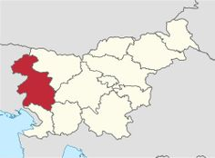 Gorizia Statistical Region in Slovenia.svg