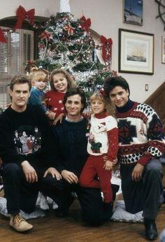 tanner christmas they were all awesome christmas eps - All About Christmas Eve Cast