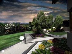 Ogród styl Nowoczesny Ogród - zdjęcie od Ciochoń - Studio